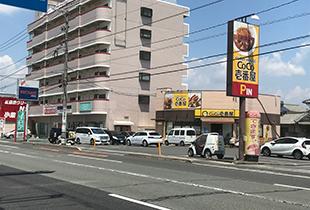 カレーハウスCoCo壱番屋西原店